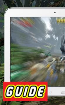 Guide For Lego Jurassic World poster