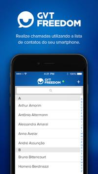 GVT Freedom apk screenshot