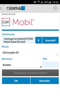 GW-Mobil 9 for Android poster