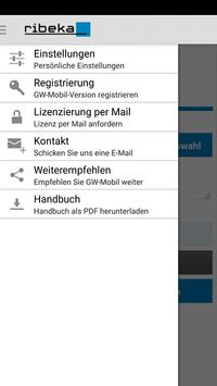 GW-Mobil 9 for Android apk screenshot