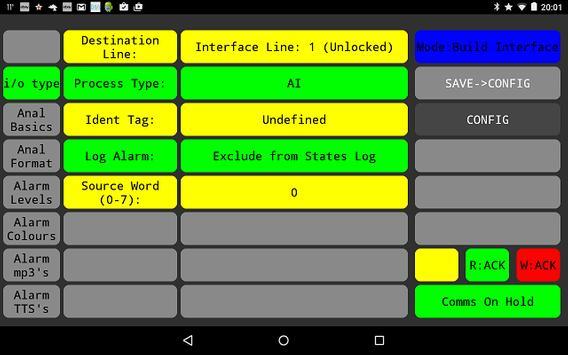 Micro SCADA Pocket apk screenshot