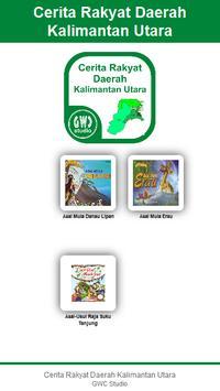 Cerita Rakyat Kalimantan Utara poster