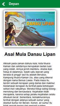 Cerita Rakyat Kalimantan Utara apk screenshot
