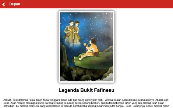 Cerita Rakyat Daerah NTT apk screenshot