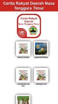 Cerita Rakyat Daerah NTT poster