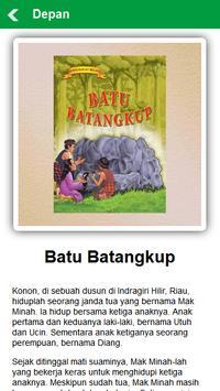 Cerita Rakyat Daerah Riau apk screenshot