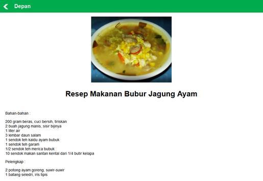 Resep Masakan SulawesiTenggara apk screenshot