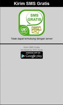 Kirim SMS Gratis apk screenshot