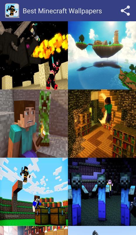 最好的壁纸的Minecraft 安卓APK下载,最好的壁纸的Minecraft 官方版APK下载
