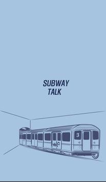 지하철톡 poster