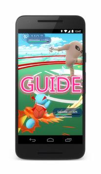 Guide And Tips For Pokémon Go poster