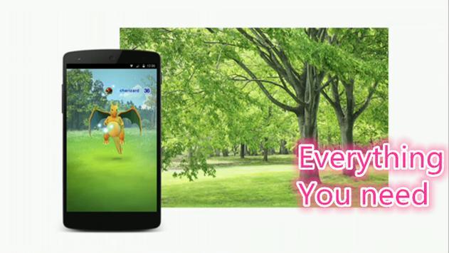 Guide And Tips For Pokémon Go apk screenshot