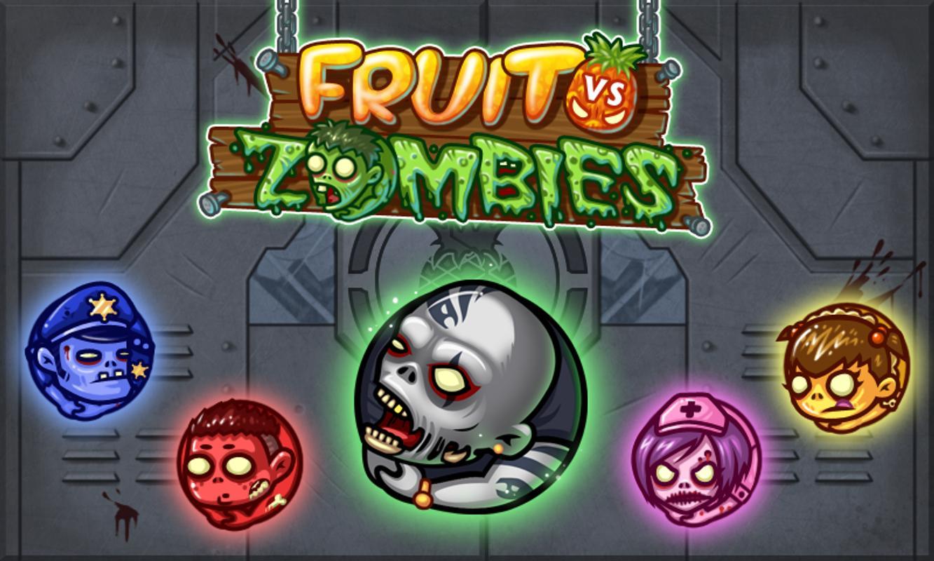 Fruit vs zombies - Fruit Vs Zombies Poster Fruit Vs Zombies Apk Screenshot