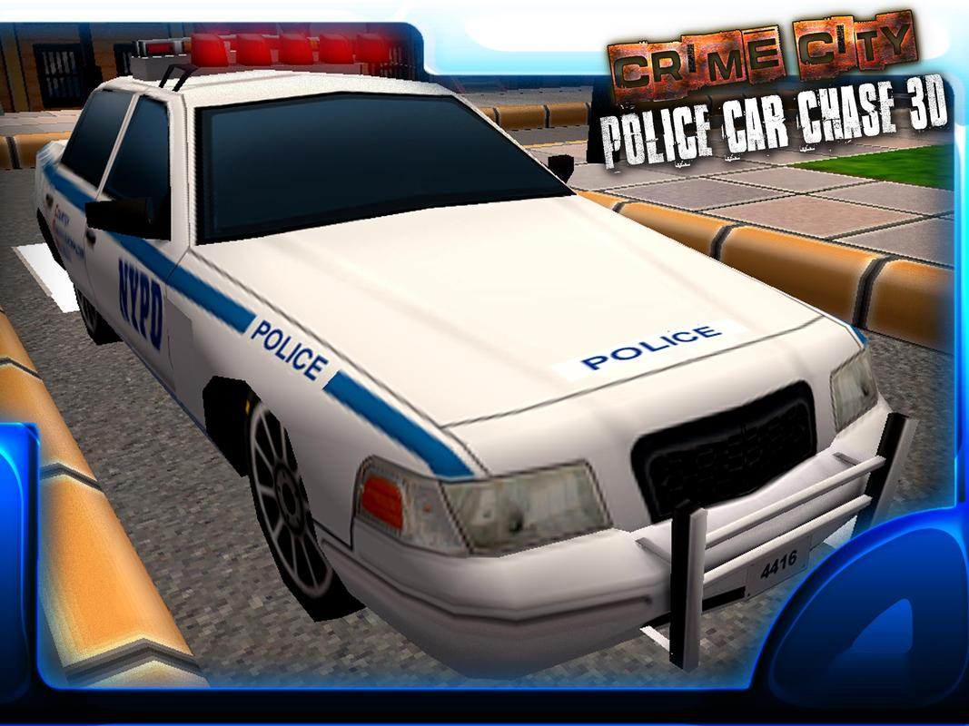 Car Chase Games: Crime City Police Chase 3D APK Download