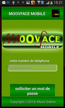 Moovface Mobile poster