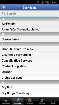 GAC Mobile Directory apk screenshot