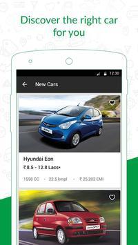 Gaadi.com - Used and New Cars apk screenshot