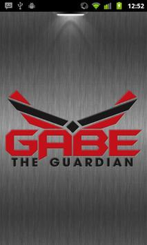 Gabe the Guardian poster