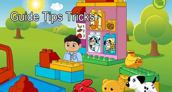 Guide LEGO DUPLO poster