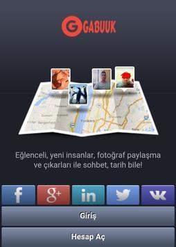 Gabuuk: Yeni Arkadaşlık Sohbet apk screenshot