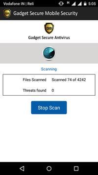 GadgetSecureAV apk screenshot