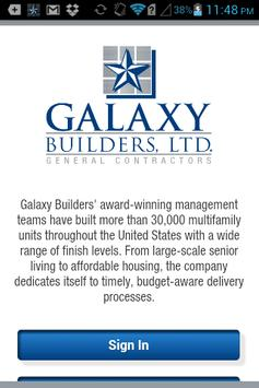 Galaxy Builders poster