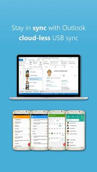 Outlook Sync (USB Sync) poster