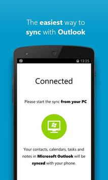 Outlook Sync (USB Sync) apk screenshot