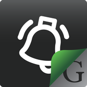 Gallup Mobile Action Alerts icon