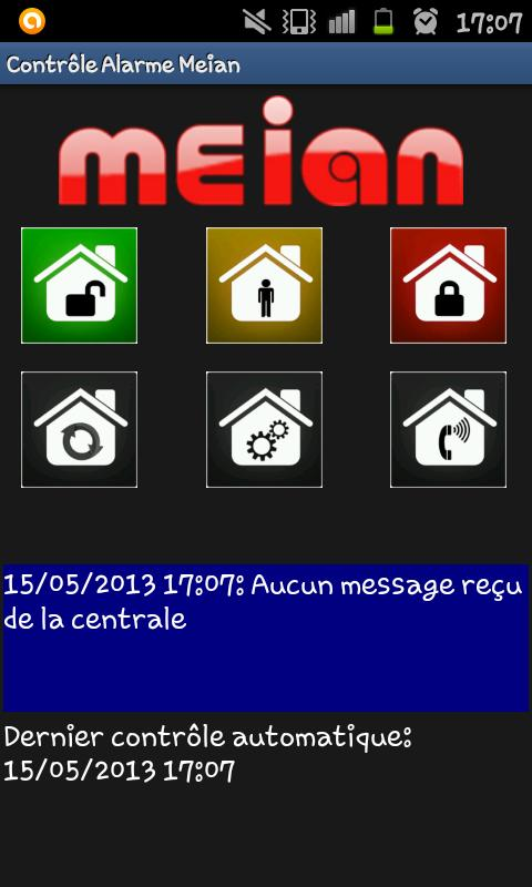 Alarme meian saturn apk download free communication app for Alarme maison internet