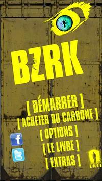 BZRK poster