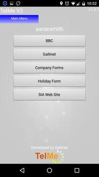 TelMe (PeopleHours) apk screenshot