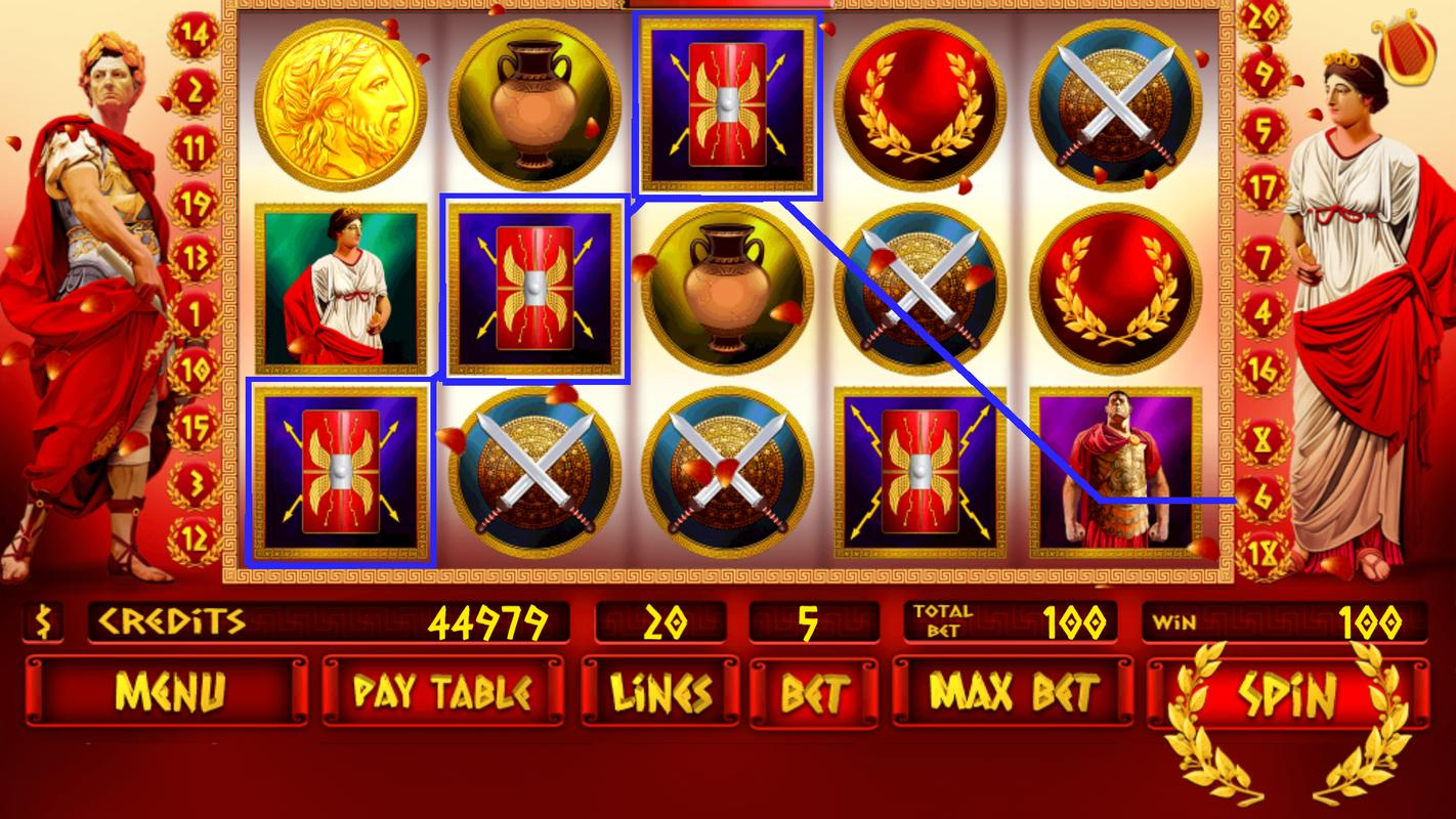 Roman Empire Slot Machine - Play for Free With No Download