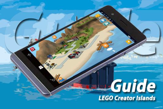 Guide for LEGO Creator Islands poster