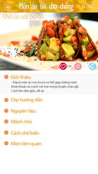Vua dau bep Viet - CookingTips apk screenshot