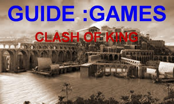 guide : games-clash of kings poster