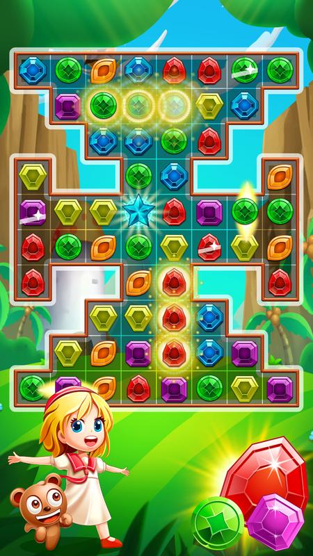 jewels star 4 apk download free puzzle game for android. Black Bedroom Furniture Sets. Home Design Ideas