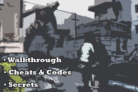 Walkthrough to Resident Evil 6 poster