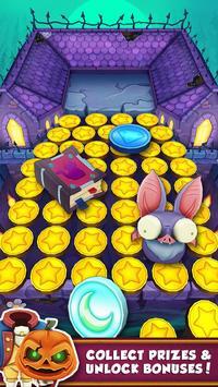 Coin Dozer: Haunted apk screenshot