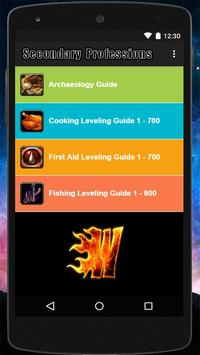 Guide For WOW Complete Craft apk screenshot