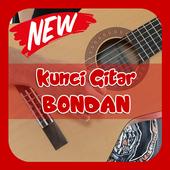 Kunci Gitar Bondan icon