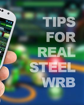 Tips for Real Steel WRB apk screenshot