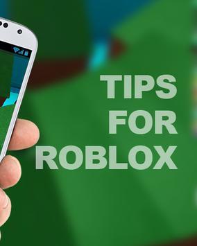 Tips for ROBLOX apk screenshot