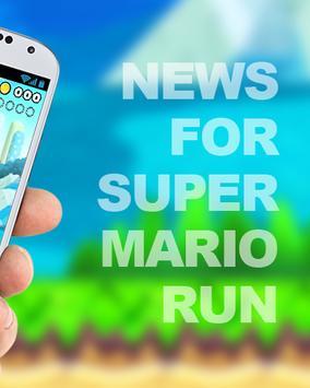 News for Super Mario Run apk screenshot