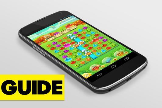 Guide Farm Heroes Saga: Tips poster