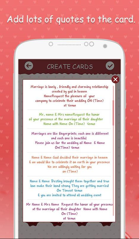 Wedding Invitation Cards Apk Download - Free Photography App For