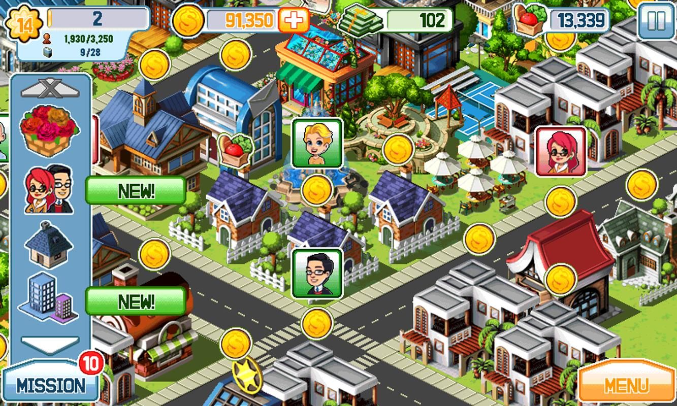 Home Design App Neighbors Little Big City Apk Download Free Casual Game For