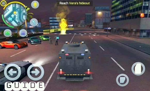 Guide Gangstar Vegas apk screenshot