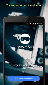 Gamembers poster