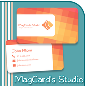 MagCards: Business Card Design icon